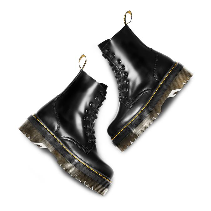 Chaussures Femme dr-marten-s, Noir, 594-6161 - 26