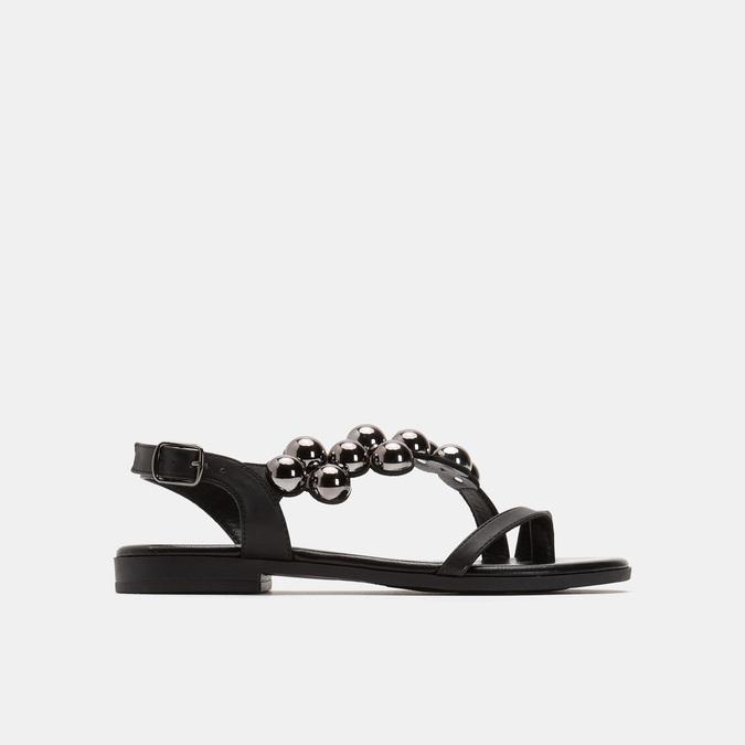 Chaussures Femme bata, Noir, 561-6698 - 13