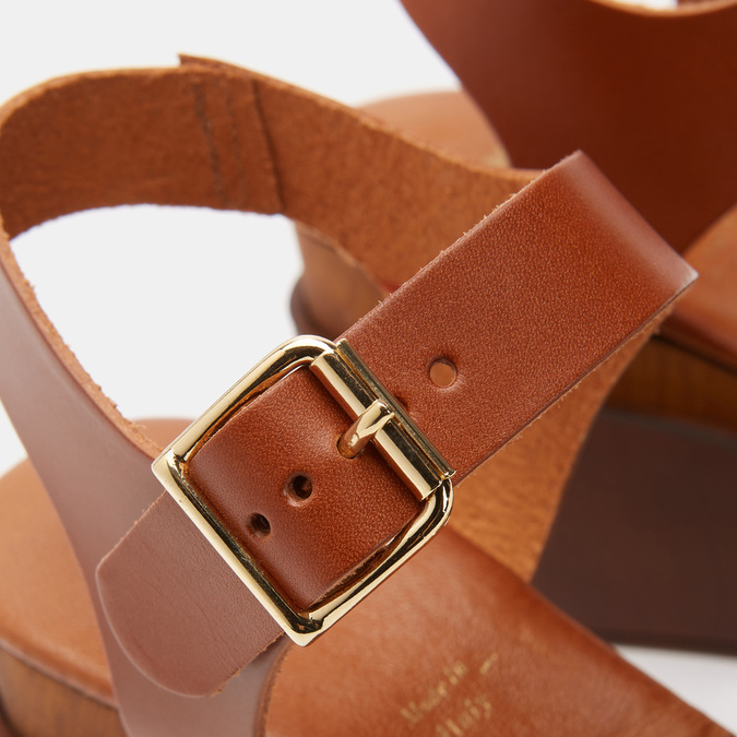 Chaussures Femme bata, Or, 764-8751 - 26