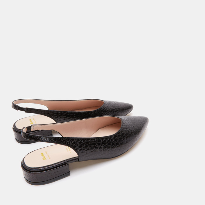 Chaussures Femme bata, Noir, 534-6171 - 17