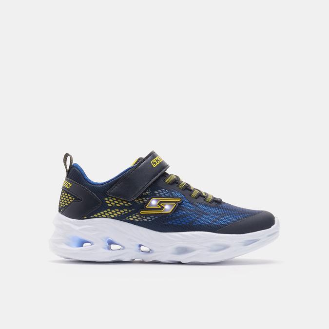 Chaussures Enfant skechers, Bleu, 319-9156 - 13