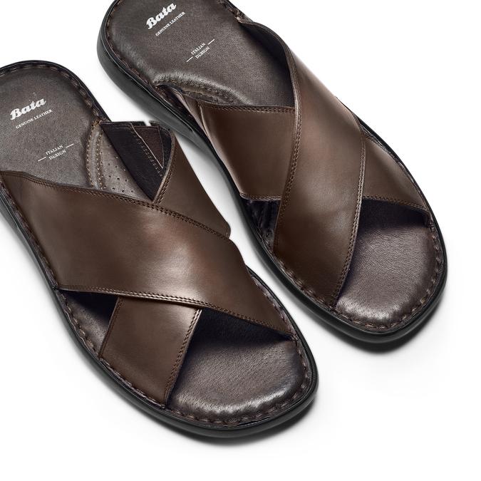 Chaussures Homme bata, Brun, 874-4354 - 26