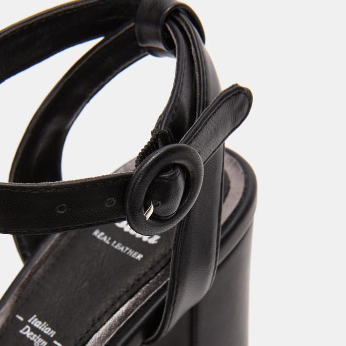 Chaussures Femme bata, Noir, 761-6470 - 26