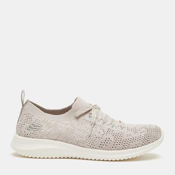 Chaussures Femme skechers, Beige, 509-8286 - 13