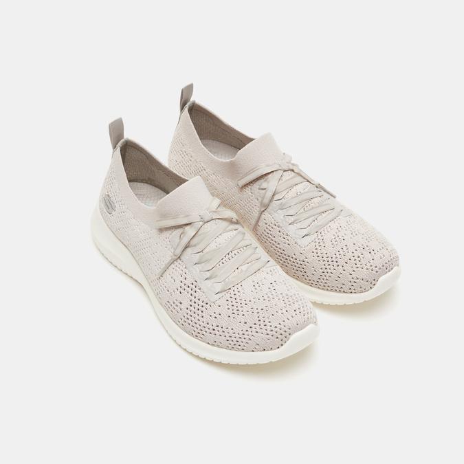 Chaussures Femme skechers, Beige, 509-8286 - 19