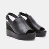 Chaussures Femme bata, Noir, 761-6473 - 16
