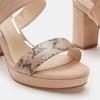 Chaussures Femme bata, Beige, 769-3221 - 26