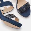 Chaussures Femme bata, Bleu, 769-9221 - 17