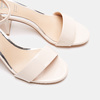 Chaussures Femme insolia, Beige, 761-8402 - 16