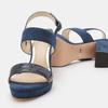 Chaussures Femme bata, Bleu, 769-9221 - 19