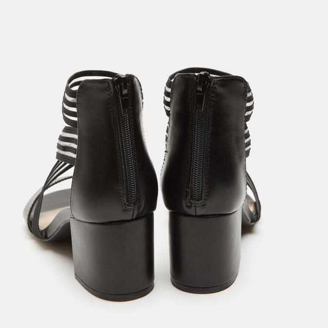 Chaussures Femme bata-rl, Noir, 769-6480 - 26