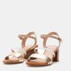 Chaussures Femme bata, Beige, 664-8225 - 16