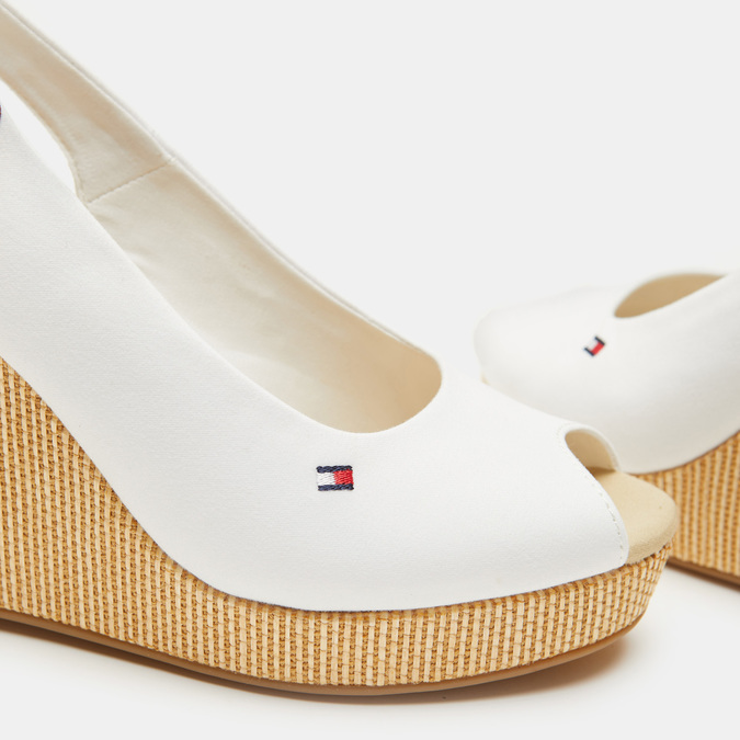 Chaussures Femme tommy-hilfiger, Blanc, 769-1365 - 16