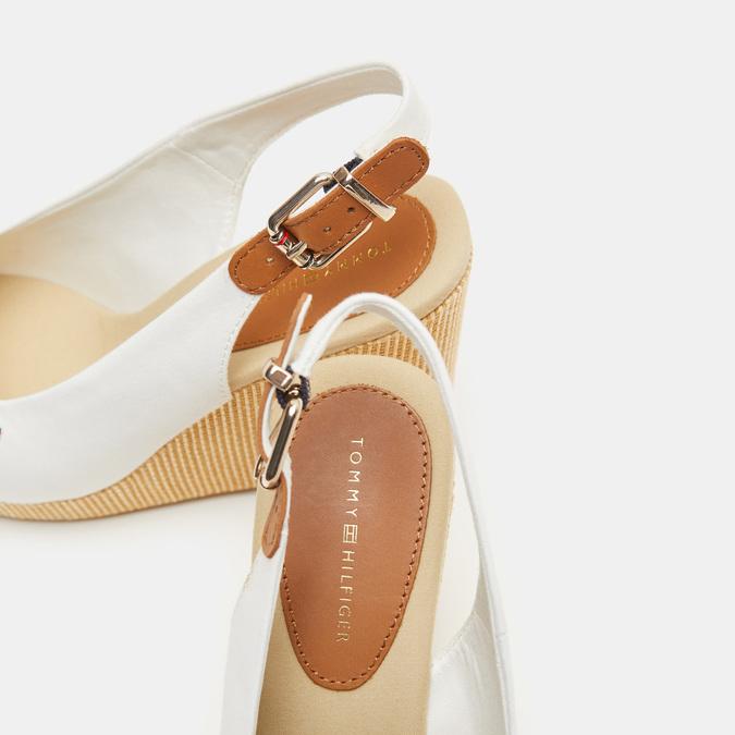 Chaussures Femme tommy-hilfiger, Blanc, 769-1365 - 15