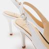 Chaussures Femme bata, Blanc, 724-1413 - 26