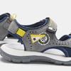 Chaussures Enfant mini-b, Gris, 361-2311 - 26