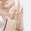 Chaussures Femme bata-rl, Rose, 761-5665 - 26