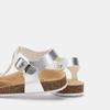 Chaussures Enfant mini-b, Argent, 361-2381 - 15