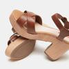 Chaussures Femme bata-rl, Brun, 761-3496 - 17