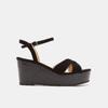 Chaussures Femme bata, Noir, 763-6749 - 13