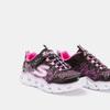 Chaussures Enfant skechers, Noir, 329-6439 - 15