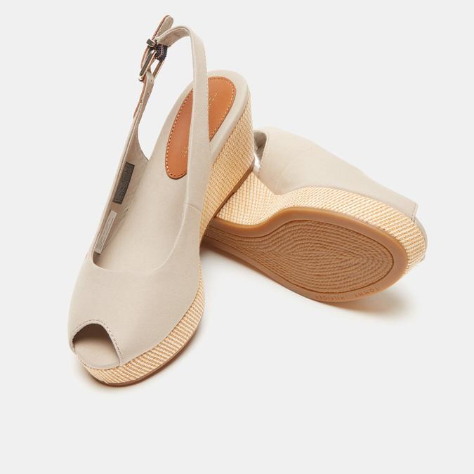 Chaussures Femme tommy-hilfiger, Beige, 669-8189 - 15
