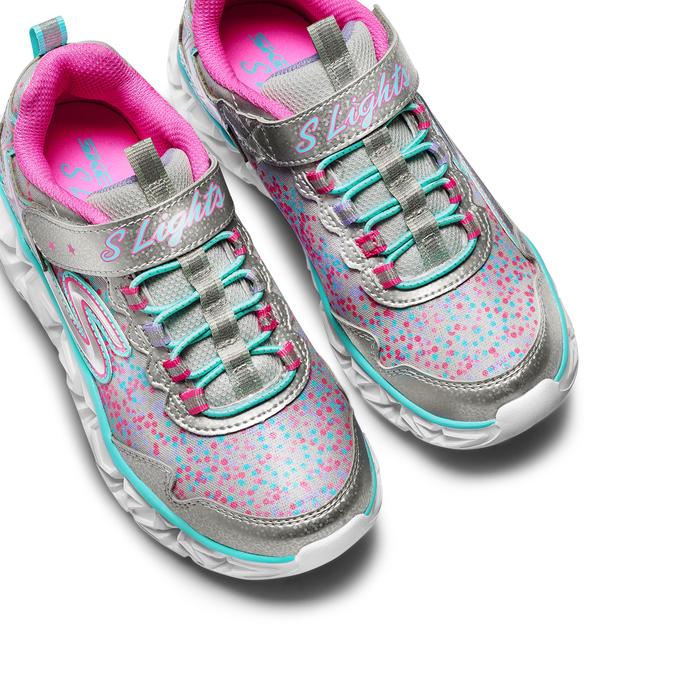 Chaussures Enfant skechers, Gris, 329-2439 - 26