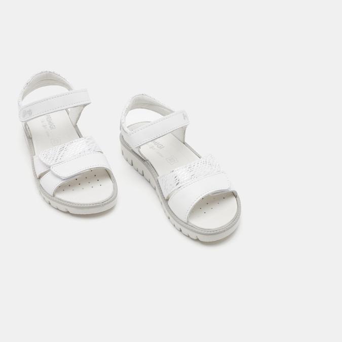 Chaussures Enfant primigi, Blanc, 364-1200 - 15