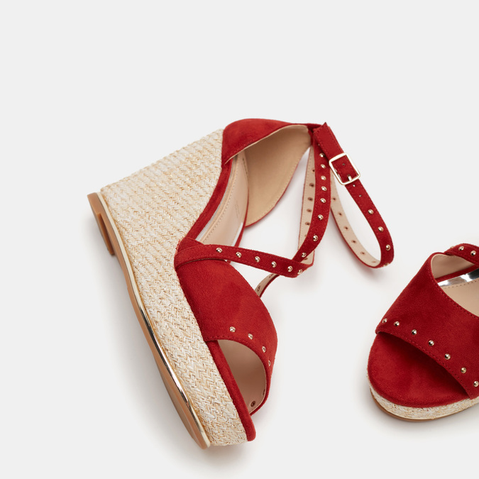 Chaussures Femme bata, Rouge, 769-5775 - 15