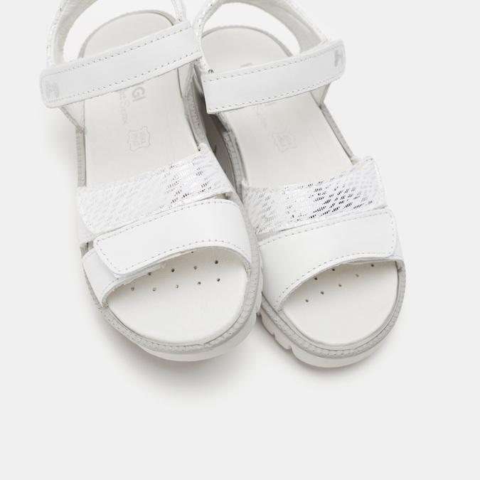 Chaussures Enfant primigi, Blanc, 364-1200 - 19