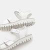 Chaussures Enfant primigi, Blanc, 364-1200 - 17