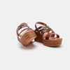 Chaussures Femme bata, Brun, 761-3764 - 19