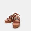 Chaussures Femme bata, Brun, 761-3764 - 16