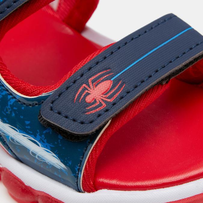 Chaussures Enfant spiderman, Bleu, 261-9251 - 16