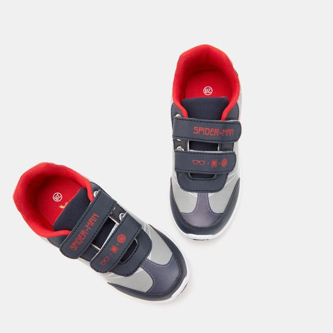 Chaussures Enfant spiderman, Bleu, 211-9233 - 17