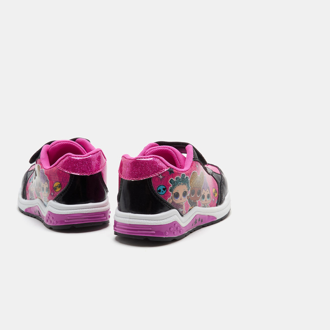 Chaussures Enfant, Rose, 221-5277 - 15
