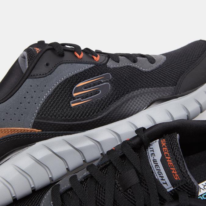 Chaussures Homme skechers, Noir, 801-6132 - 17