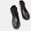 Bottines hautes bata, Noir, 591-6767 - 19