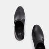 Bottines de type tronchetto sur talon large bata, Noir, 791-6194 - 17