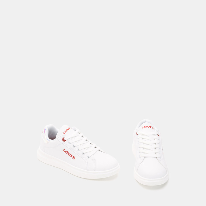 Baskets levis, Blanc, 421-1100 - 16