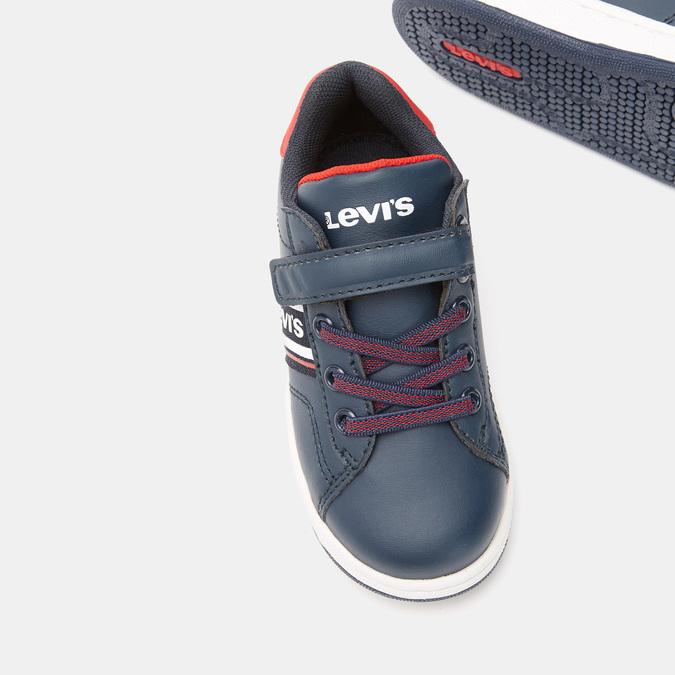 Baskets levis, Bleu, 211-9231 - 19