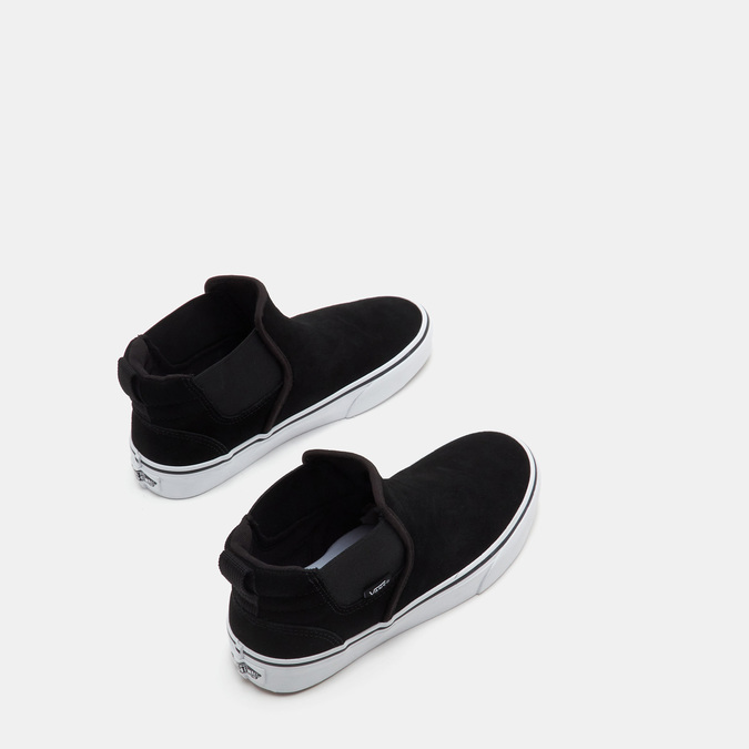 Baskets femme vans, Noir, 503-6145 - 16