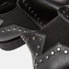 Bottines décorées de clous bata, Noir, 591-6360 - 26