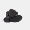 Bottines avec boucles bata, Noir, 596-6578 - 17