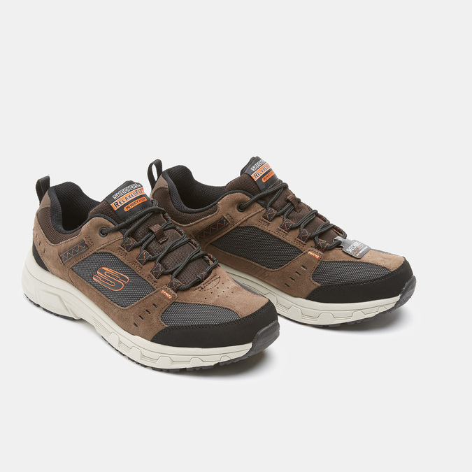 Chaussures homme skechers, Brun, 801-4114 - 26