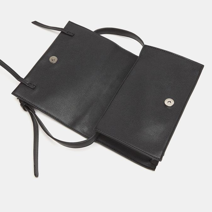 sac femme bata, Noir, 961-6512 - 15