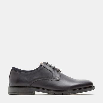 Chaussures à lacets homme flexible, Bleu, 824-9780 - 13