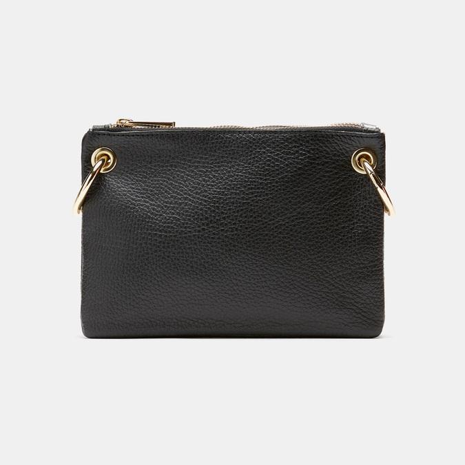 Pochette en cuir bata, Noir, 964-6366 - 13