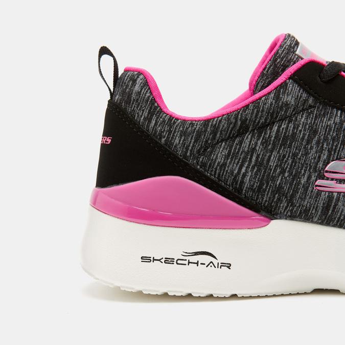 Baskets femme skechers, Noir, 509-6108 - 26