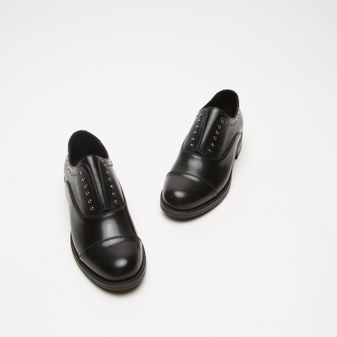 Chaussures plates femme bata, Noir, 511-6359 - 26